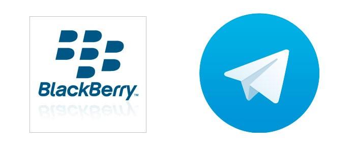Telegram Мессенджер для BlackBerry