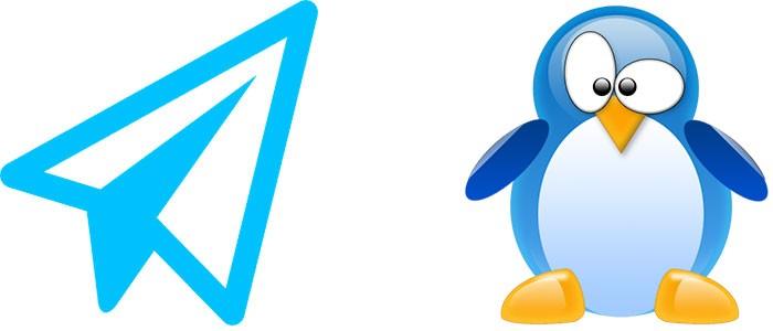 Телеграмм для Linux