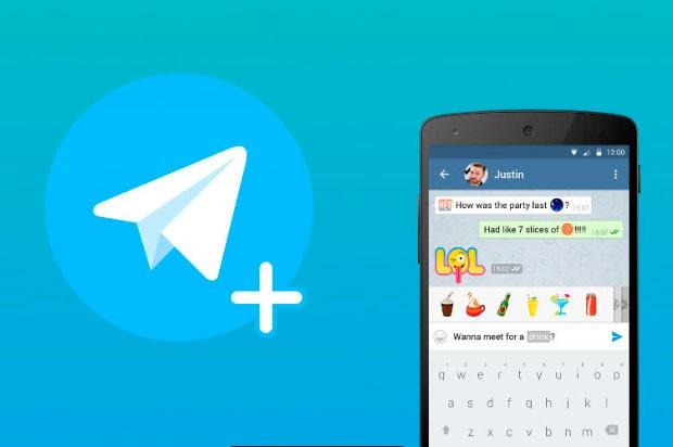 Как найти любую группу в Телеграмме
