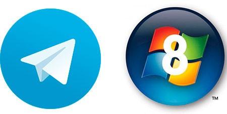 Telegram Messenger для Windows 8 / 8.1