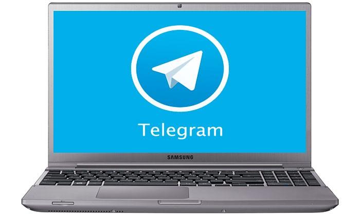 Telegram для ноутбуков